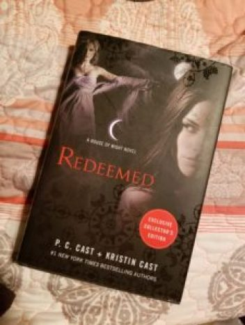 House of Night #12 Redeemed - P.C and Kristin Cast