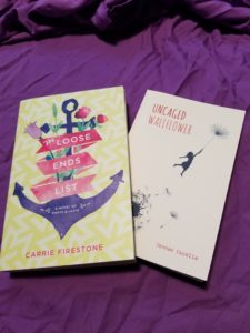 The Loose Ends List and Uncaged Wallflower