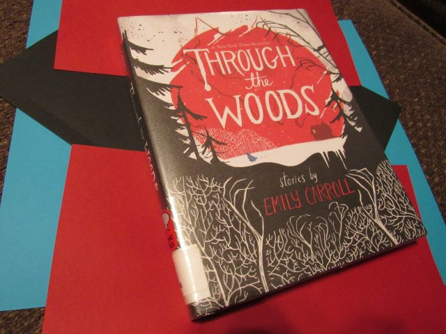 Through the Woods - Emily Carroll graphic novel review