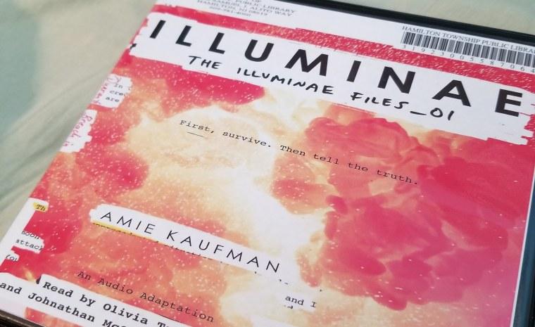 Illuminae Amie Kaufman & Jay Kristoff audiobook review