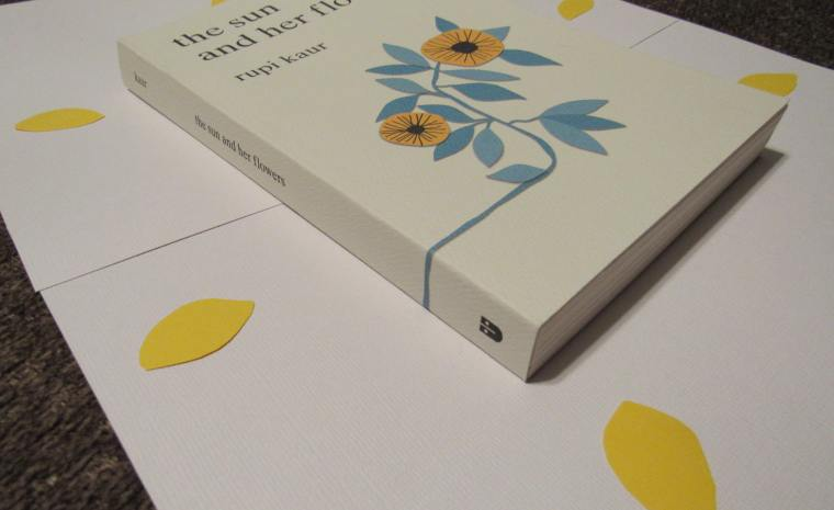 The Sun and Her Flowers - Rupi Kaur poetry review