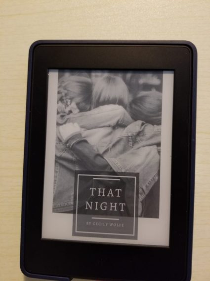 That Night Cecily Wolfe book review