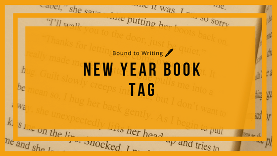 New Year Book Tag
