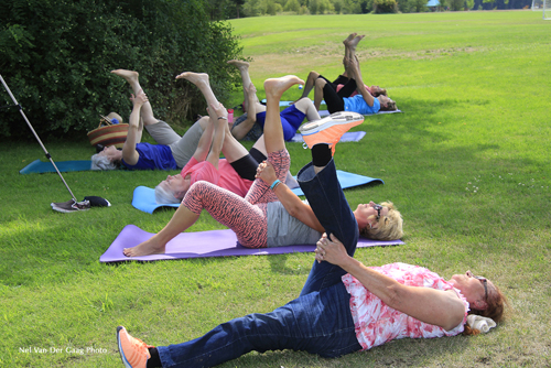 yoga for beginners, online yoga for over 50s, yoga for people over 50, yoga for seniors