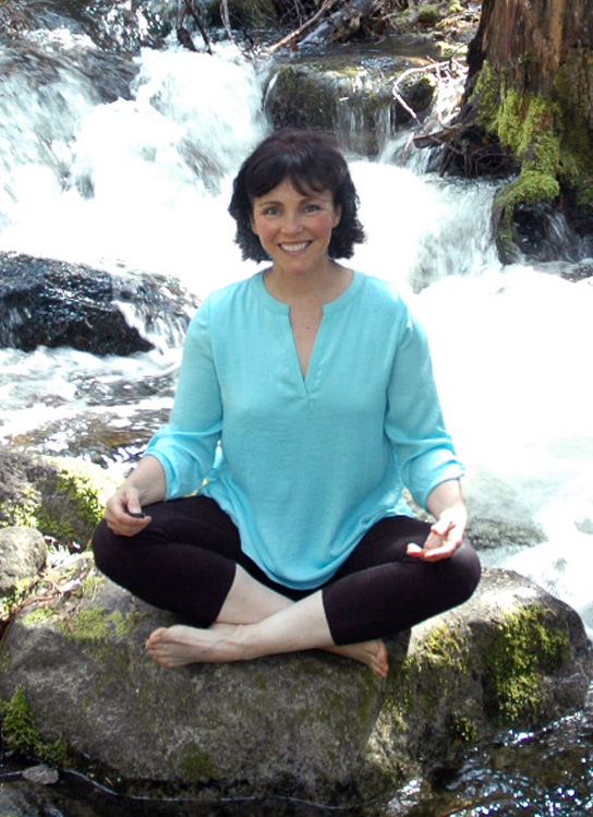 jennifer yoga in stream narrow, meditation for beginners over 50