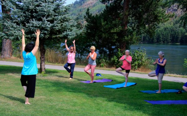 lower back pain exercises, lower back pain relief, yoga for over 50s