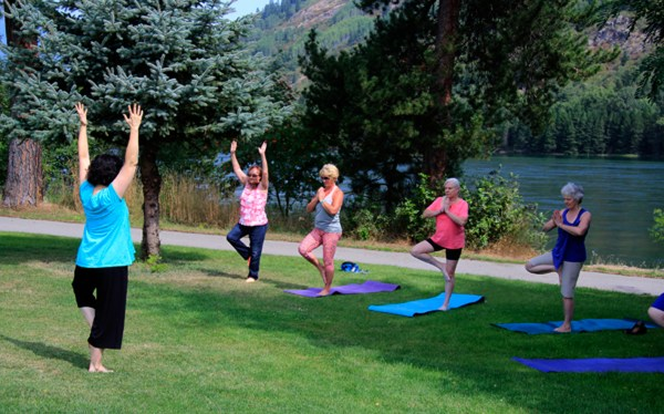 stay fit after 50, yoga for women over 50, lower back pain exercises, lower back pain relief, yoga for over 50s, gentle yoga