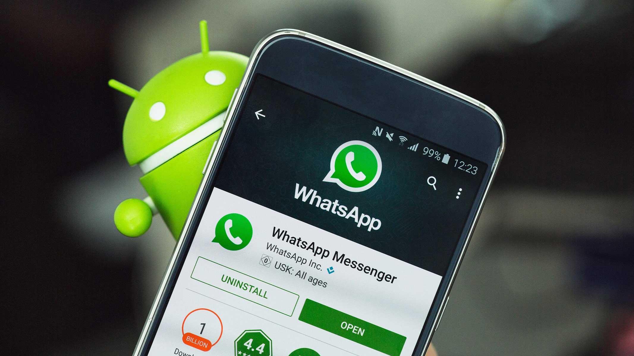 Come recuperare video cancellati da WhatsApp Android