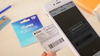 Come utilizzare iTunes Card da iPhone e iPad