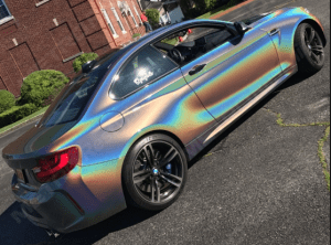What Is A Car Wrap And Why You Should Try One Win The Bounty Race With Newly Tinted Windows