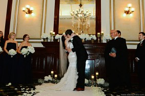 Driskill Hotel Ballroom - classic ceremony