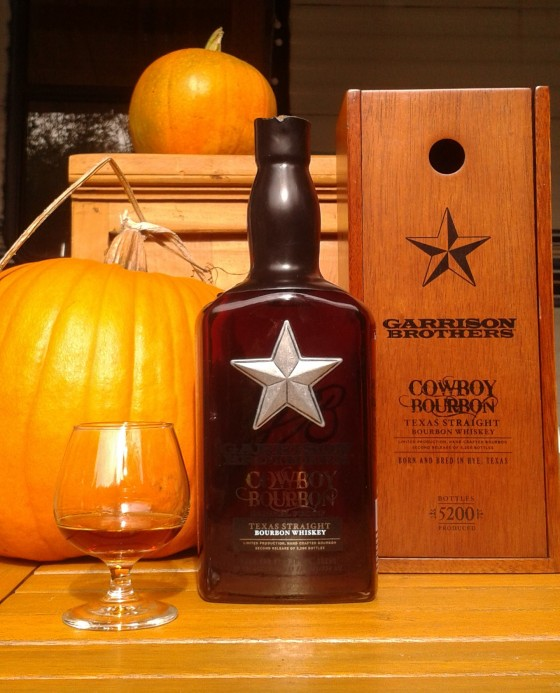 Tasted: Garrison Brothers Cowboy Bourbon