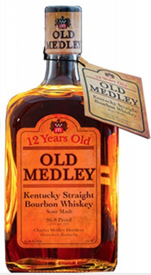Tasted: Old Medley 12 Year Old Bourbon