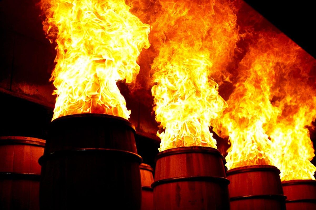 The Nine Lives of One Bourbon Barrel