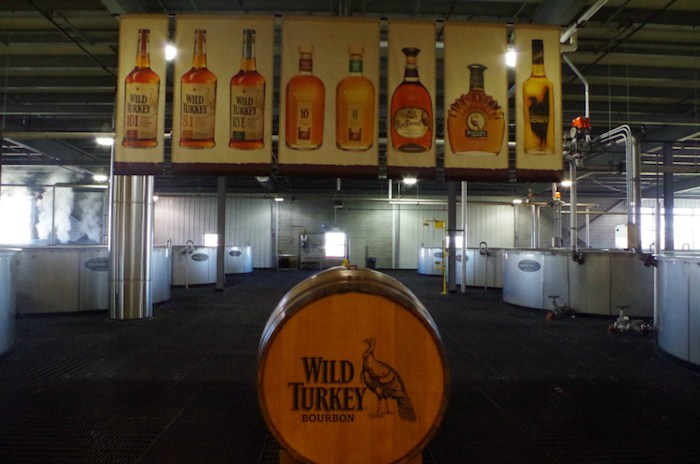 The New and Improved Wild Turkey Distillery