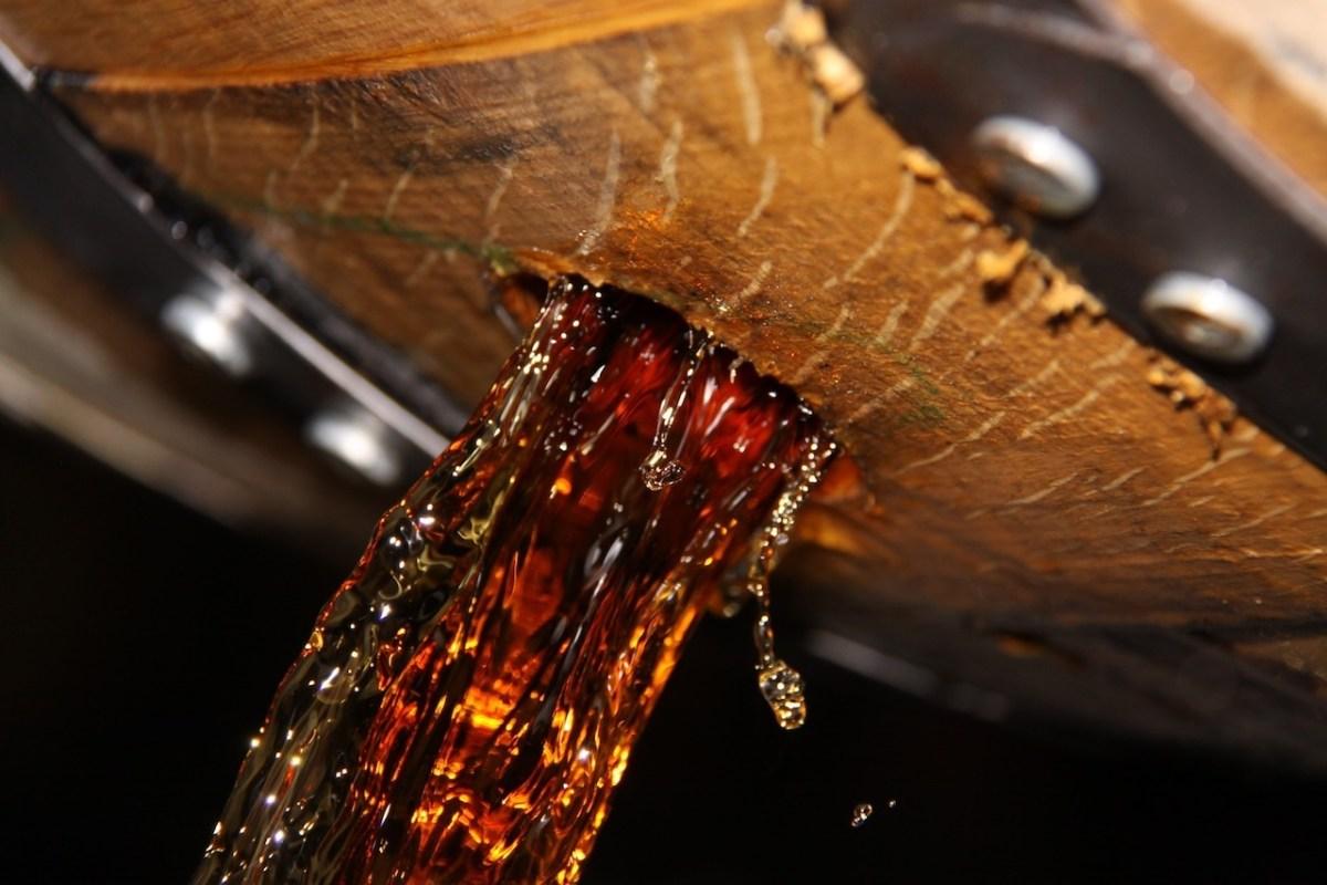 Photo: Buffalo Trace Distiller.