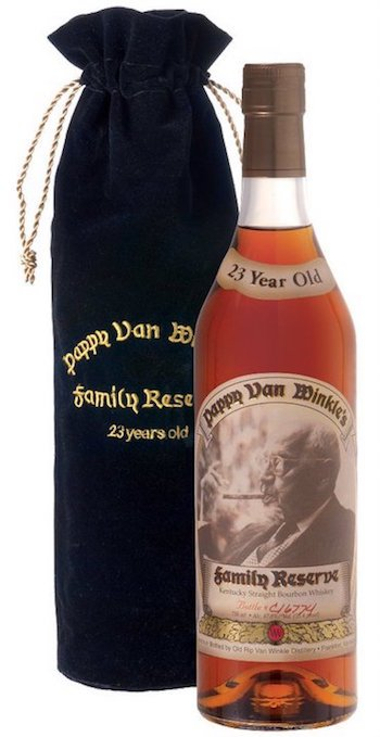 Tasted: Pappy Van Winkle 23 Year Old
