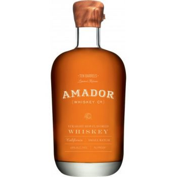 Tasted: Amador Straight Hop-Flavored Whiskey
