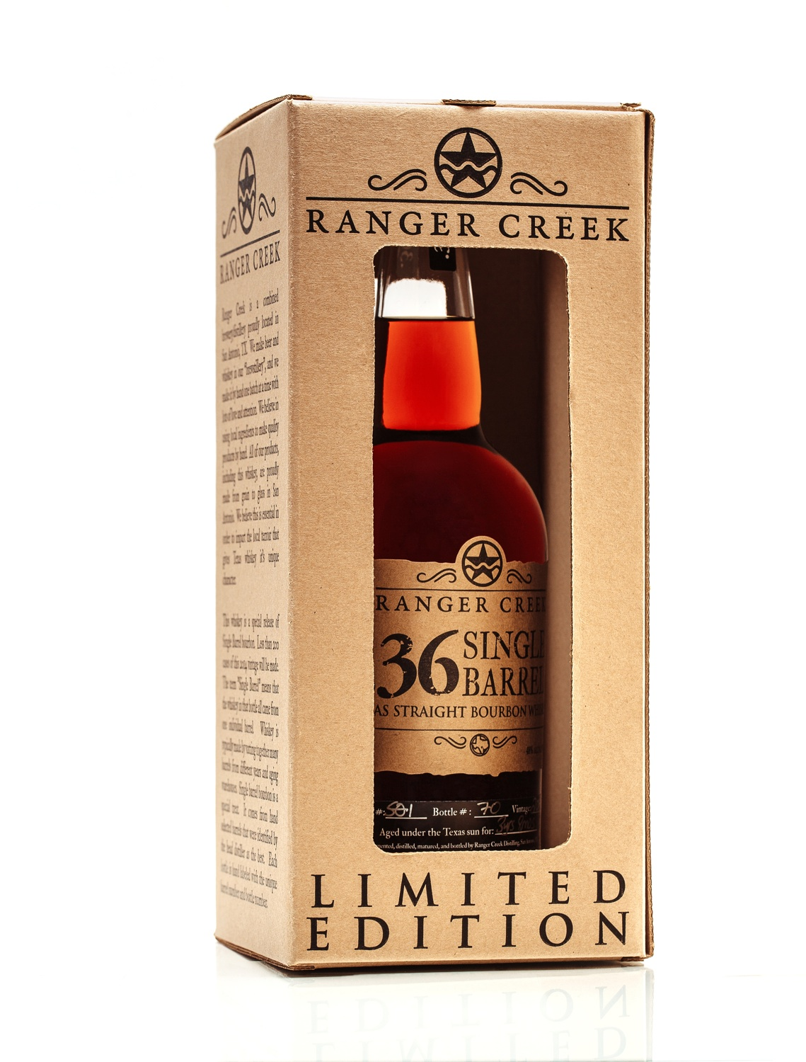 Ranger Creek 36 Single Barrel