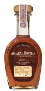 Abraham Bowman Gingerbread Cocoa Finish