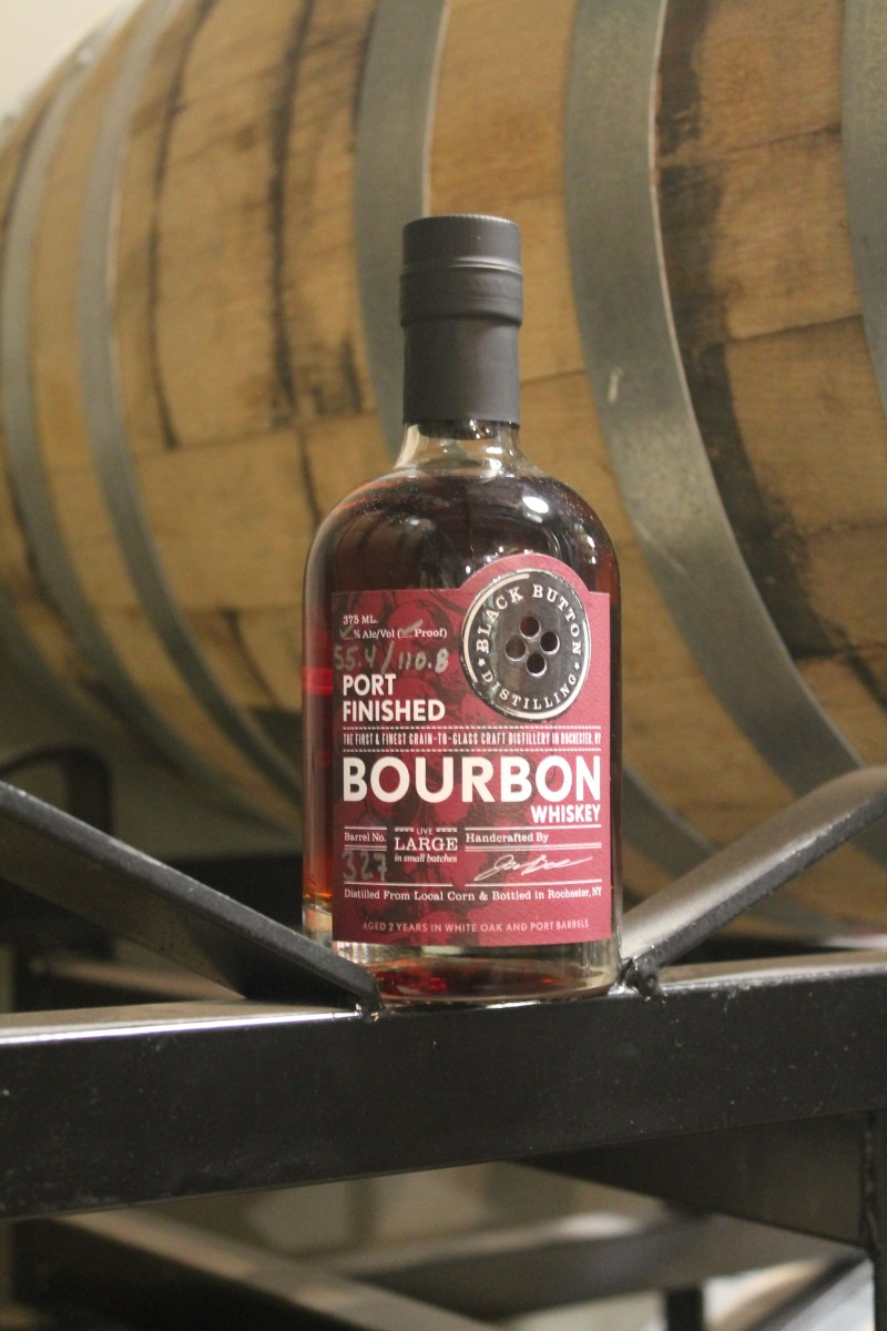 Black Button Distilling is Releasing a Limited Edition Bourbon Just in Time for the Holidays