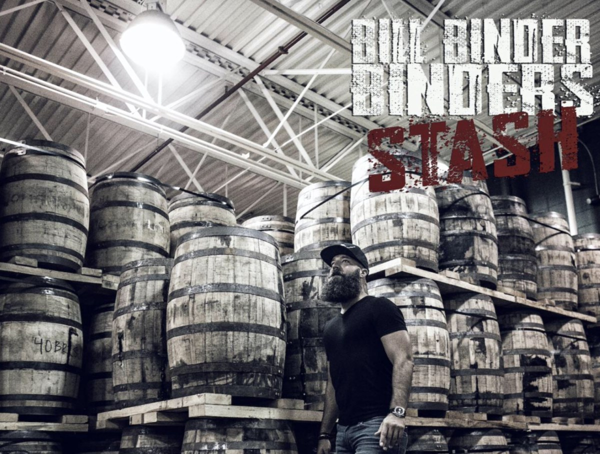"New ""Binder's Stash"" Docuseries Gives an Inside Look at Whiskey Collections Across the Country"