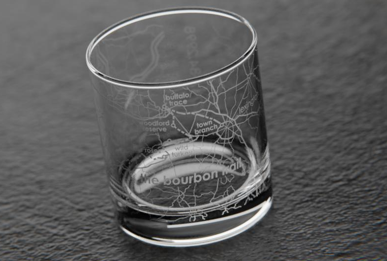 Bourbon.com Kentucky Bourbon Trail Rocks Glass Giveaway