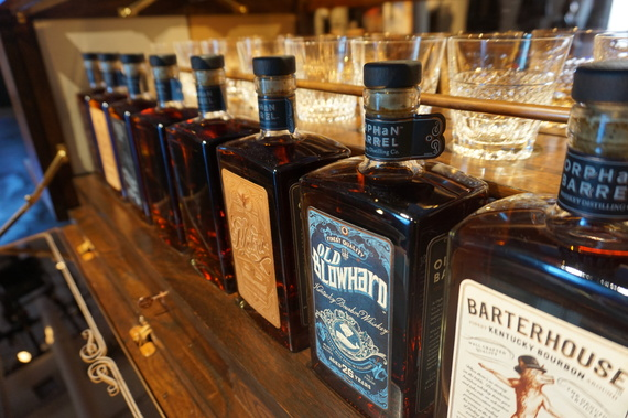 Orphan Barrel: An American Whiskey Story
