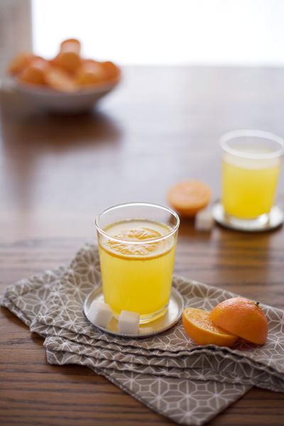 Clementine French 75 | BourbonAndHoney.com