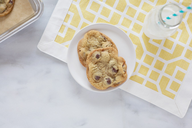 The Best Chocolate Chip Cookies for Santa