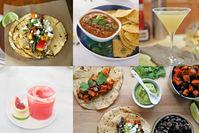 Recipe Roundup- 7 Party Worthy Cinco de Mayo Recipes | BourbonAndHoney.com