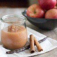 Bourbon and Honey Slow Cooker Apple Butter
