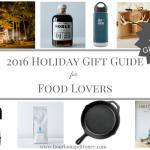 2016 Holiday Gift Guide | BourbonandHoney.com