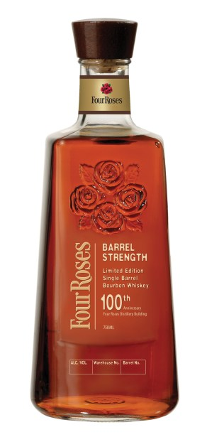 Four Roses Singel Barrel 100th Anniversary Limited Edition