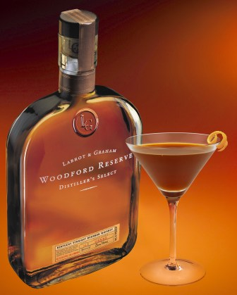 The Esquire Manhattan Woodford Reserve and Esquire Magazine Well Crafted Manhattan