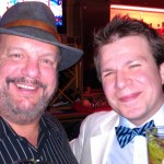 Dave Pickerell and BourbonBlog.com's Tom Fischer