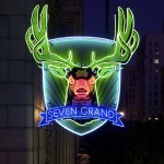 Seven Grand Sign Los Angeles