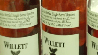 Willett Family Estate Bourbons