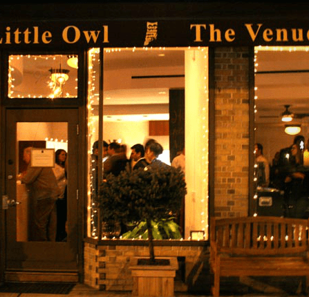 The Little Owl Greenwich Village New York