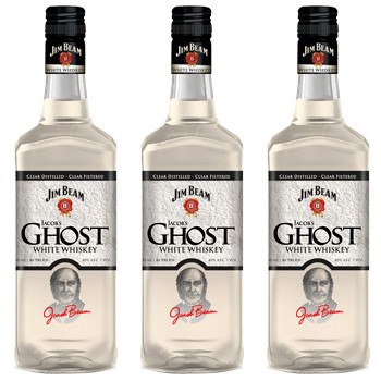 Jacob's Ghost Bottle