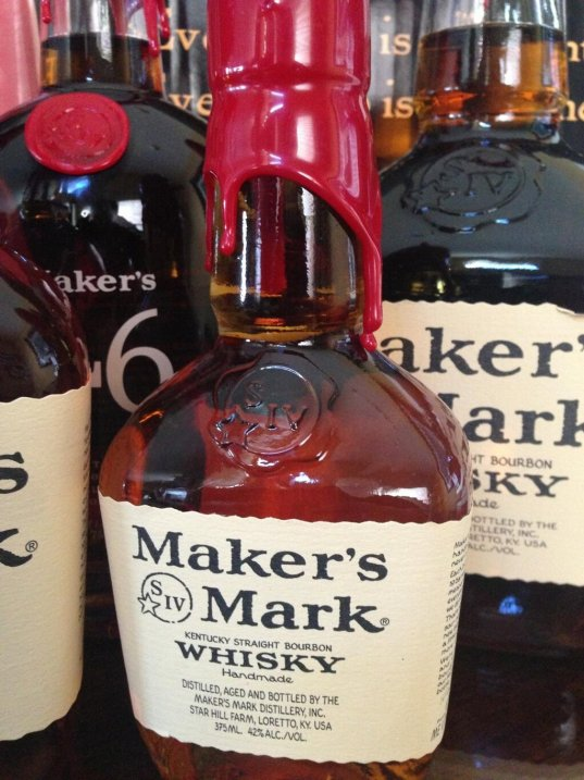 Maker's Mark Bottled at 42% ABV could become a collector's item