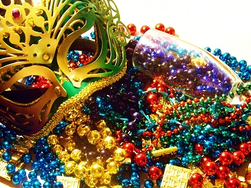 Mardi Gras Mask New Orleans