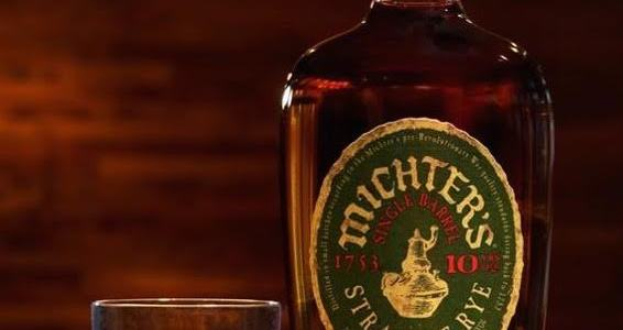 Michters Straight Rye 10 year
