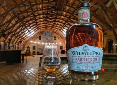 Farmstock WhistlePig Rye Whiskey Crop 1