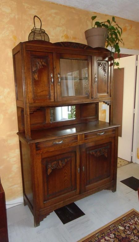 40 meuble buffet vaissellier bois