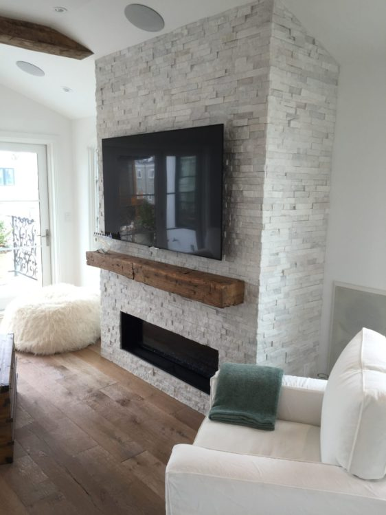 Stacked Stone Arctic White Panels Bourget Bros