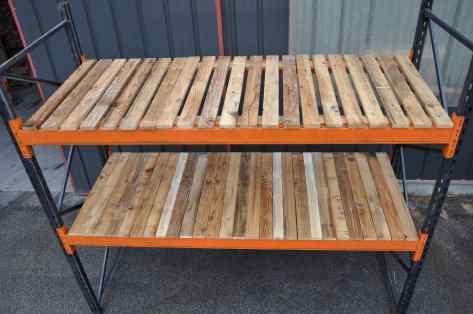 Platelage Plancher Rack Promo Pas Cher Sur Mesure