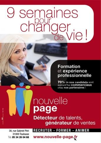 Campagne presse - Pleine page