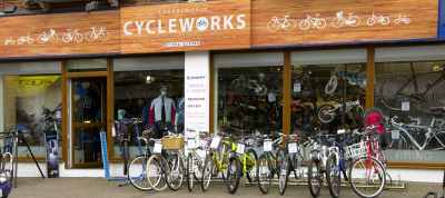 Bournemouth Cycleworks - Your friendly local bournemouth bike shop
