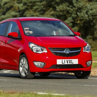 The new Vauxhall Viva will be released next spring